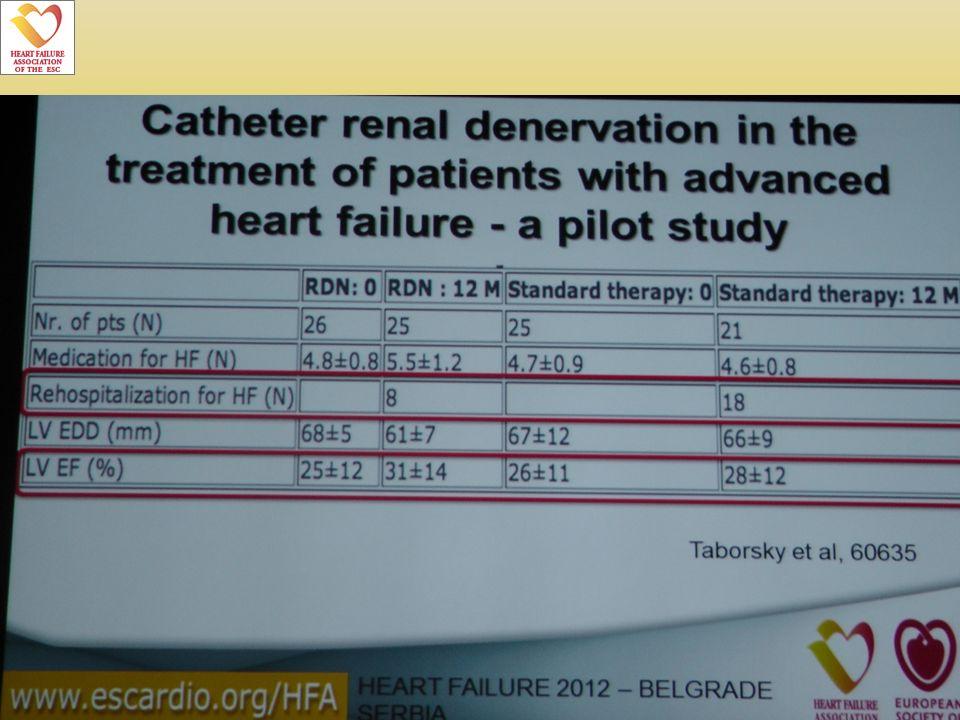 Effets de la réadaptation sur mortalité : étude HF- ACTION OConnor CM.
