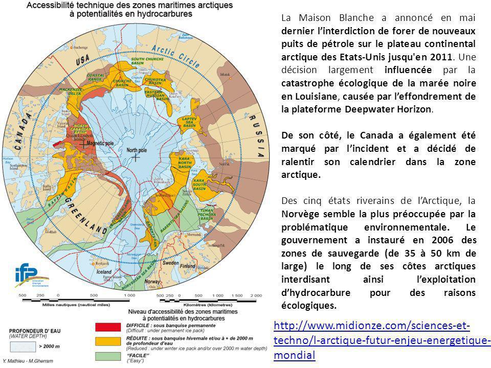 Des prouesses techniques La plate-forme pétrolière Hibernia au large de Terre-Neuve (archives): Hibernia, seule plateforme avec protection anti-iceberg au monde, au large du Canada www.radio-canada.ca/ regions/atlantique/2010/1...