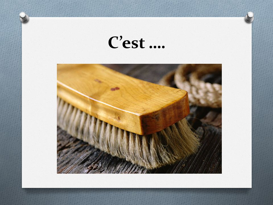 Cest ….