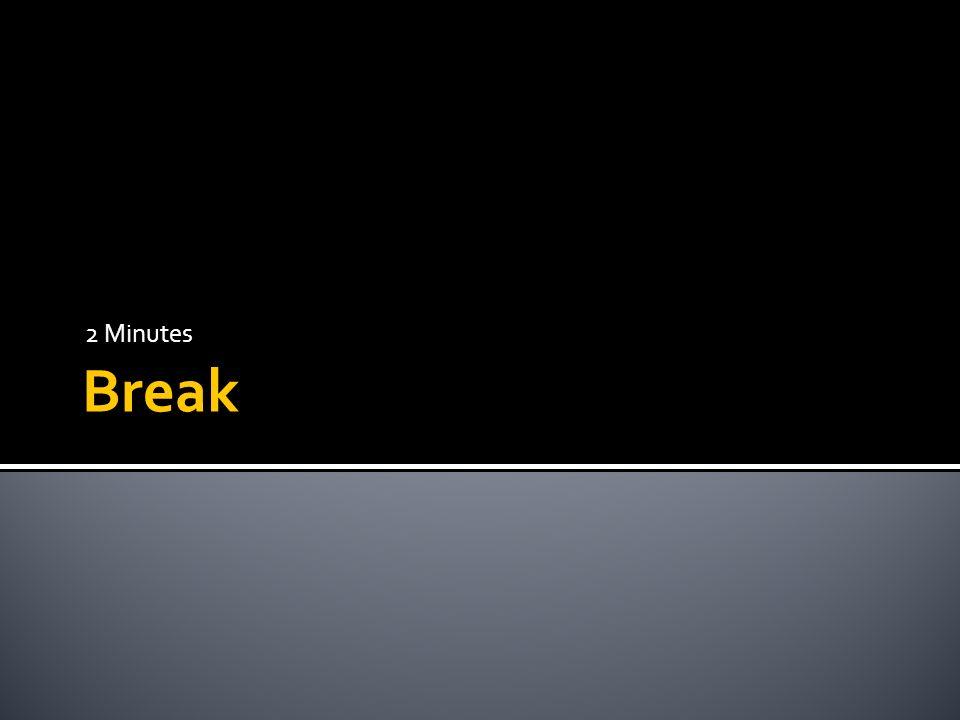 Break 2 Minutes