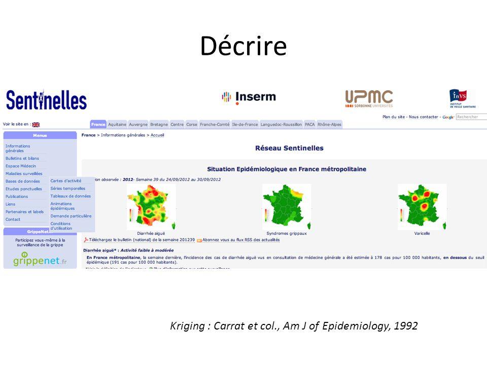 Étude SEARCH (507 DT1, 218 Témoins): Liese, A.D., et al., Neighborhood level risk factors for type 1 diabetes in youth: the SEARCH case-control study.
