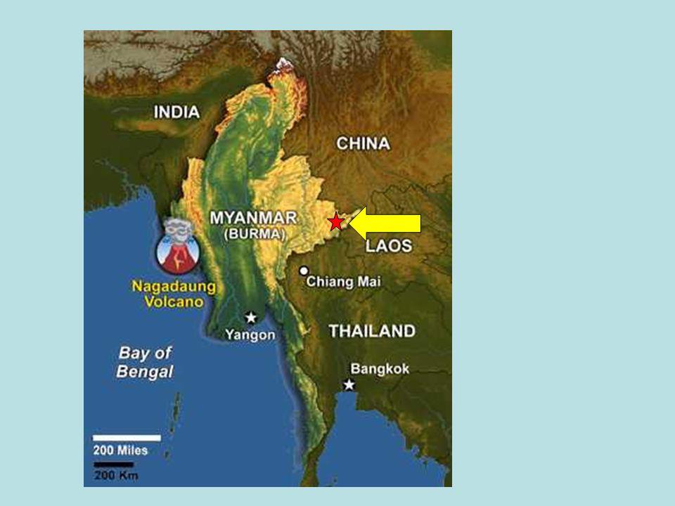 Le triangle dor « mauve » au pays des Shan et des Aka A lextrême est de la Birmanie, ville de Kiengtung, à la jonction de la Chine, de la Thailande et
