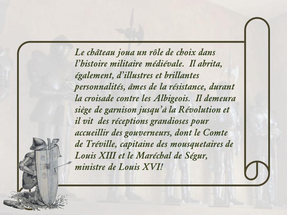 En 1290, le comté fut uni à la Vicomté de Béarn.
