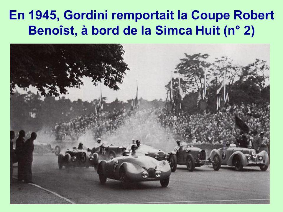 Gordini 1939