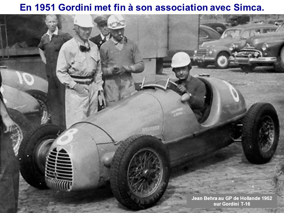 Simca Gordini Type 5 (1948)