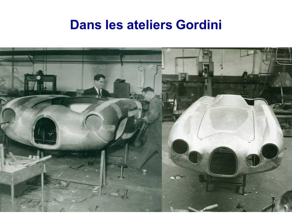 En 1952, une souscription est lancée pour sauver Gordini.