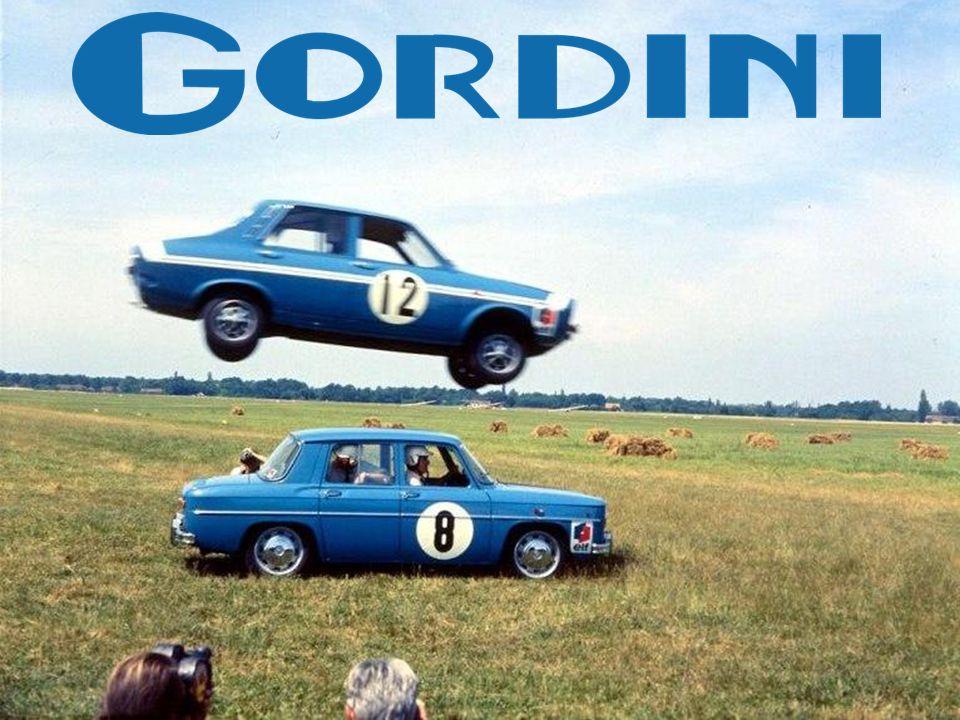 1971: La R12 Gordini 1565 cm 3, 125 ch et 185 km/h
