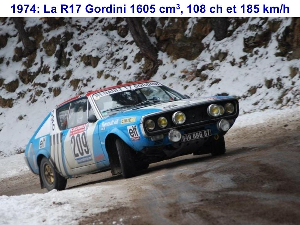 La Coupe R12 Gordini