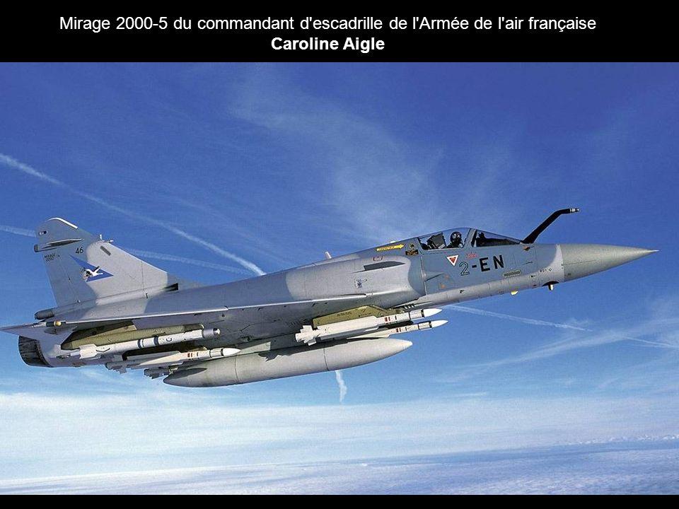 Le commandant Caroline Aigle, née le 12 septembre 1974 à Montauban et morte le 21 août 2007, est une militaire française. Elle est en 1999 la première