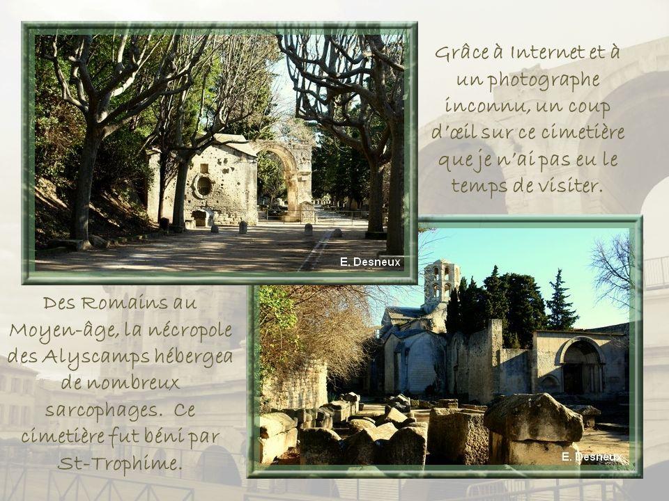 Cest au début du Ive siècle, sous Constantin, que furent construits les thermes.