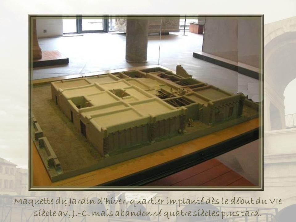 Arles Principaux lieux de mémoire romains.