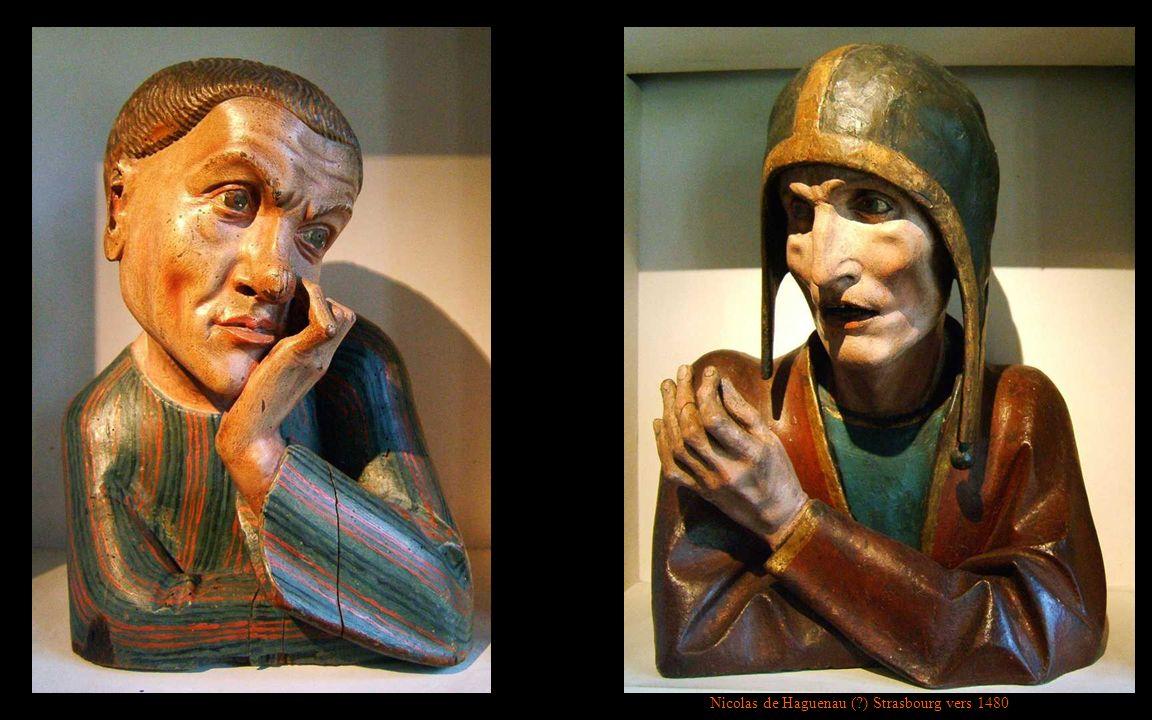 Nicolas de Haguenau (?) Strasbourg vers 1480
