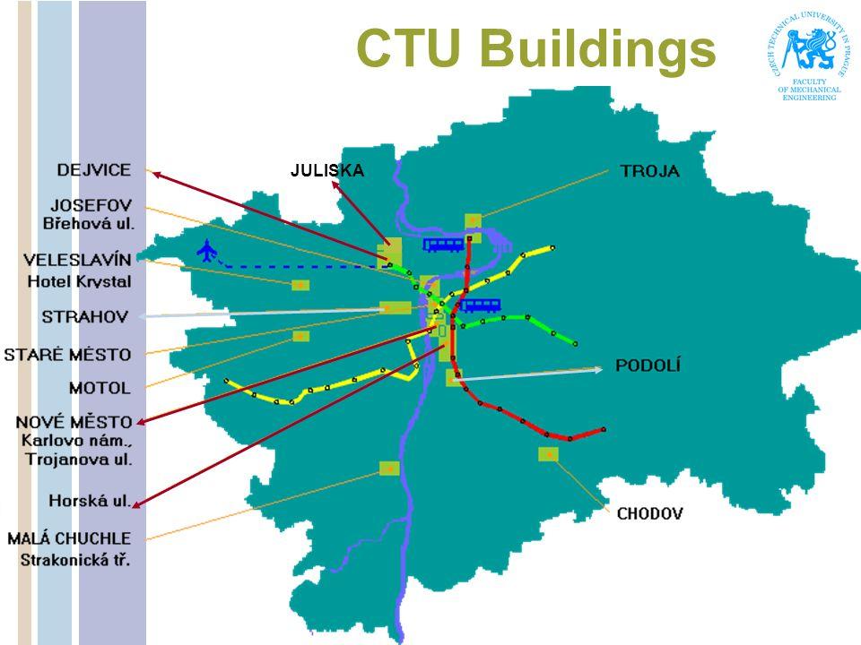 JULISKA CTU Buildings