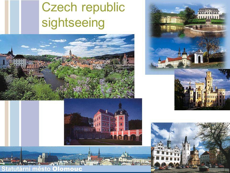 Czech republic sightseeing