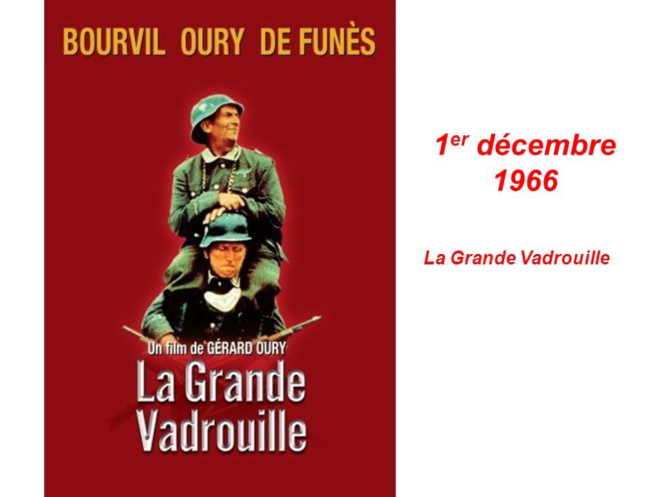 octobre 1966 Les adieux de Jacques Brel à la scène