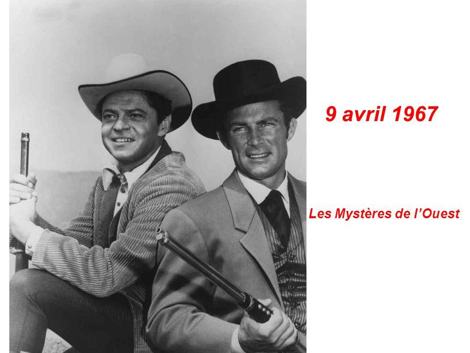 4 avril 1967 1 ère diffusion de Chapeau melon et bottes de cuir