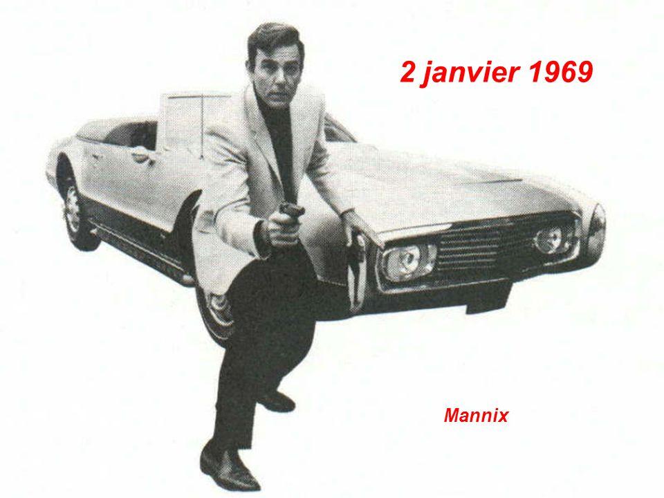 Décembre 1968 Présentation de la première souris dordinateur