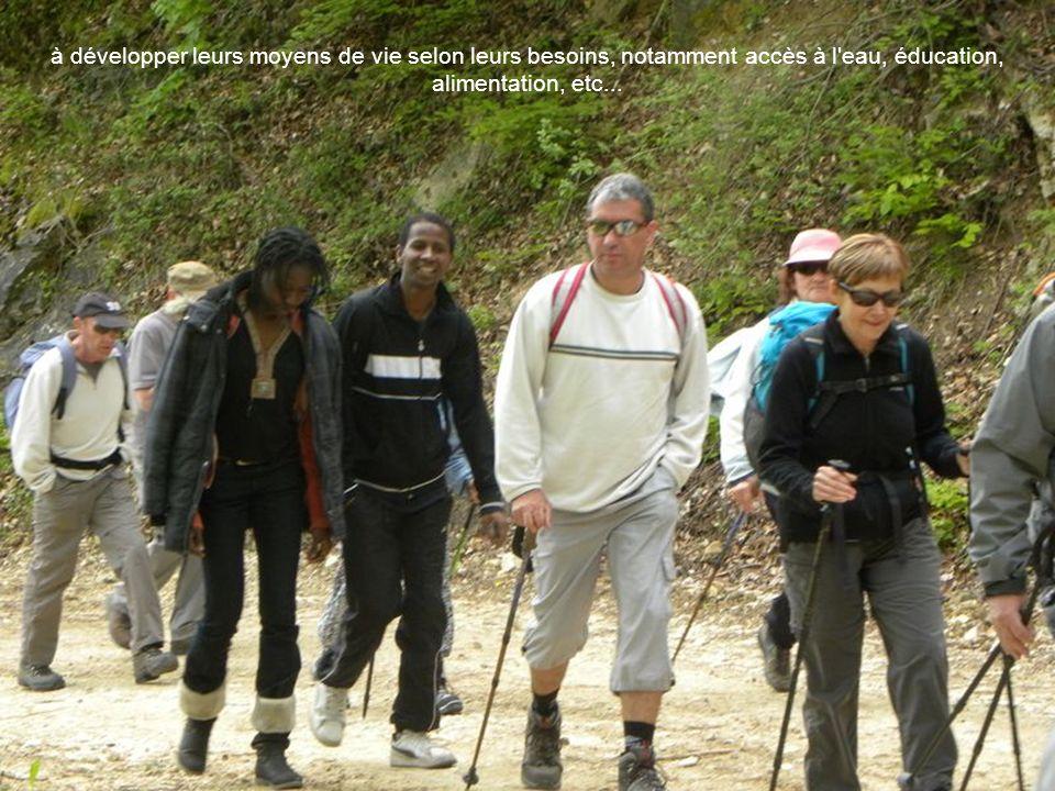 Ensemble poursuivons nos efforts pour aider nos amis dogons au MALI