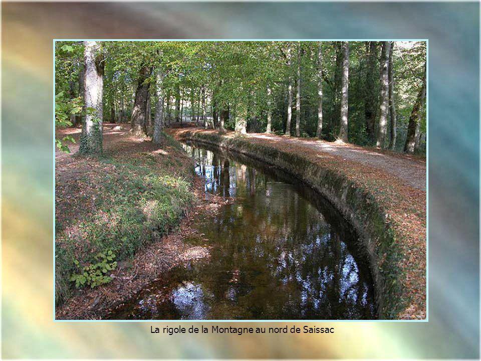 Ecluse du port de Négra avec ses bajoyers arrondis caractéristiques du Canal du Midi.