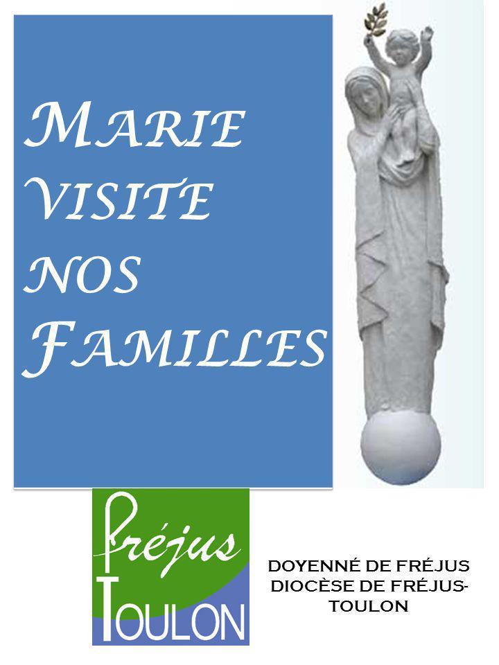La Paroisse vous remercie davoir accepté de recevoir chez vous cette statue de la Sainte Vierge.