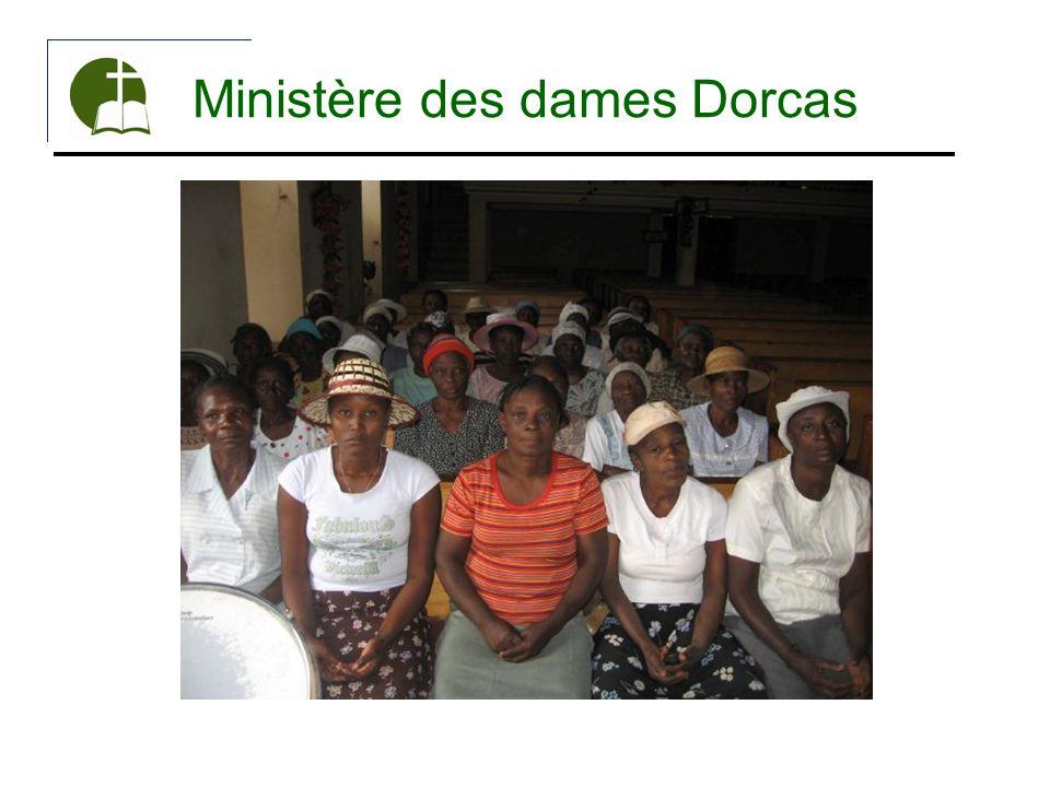 Ministère des dames Dorcas