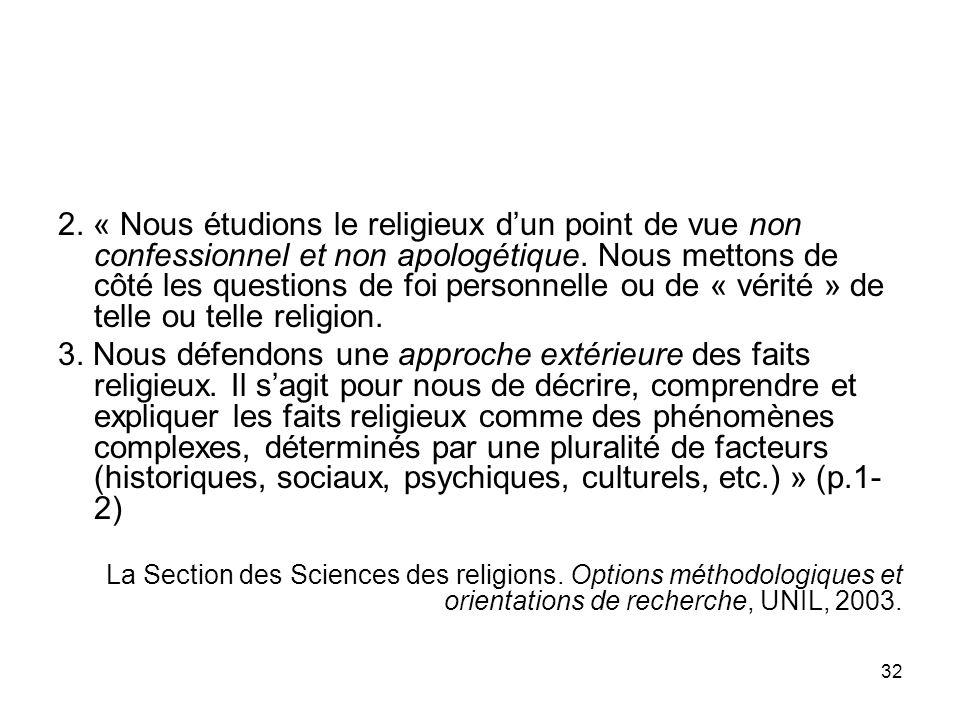 33 monothéismes monoholismes athéismes suspension de jugement négatif (histoire des religions, dialogue interreligieux)