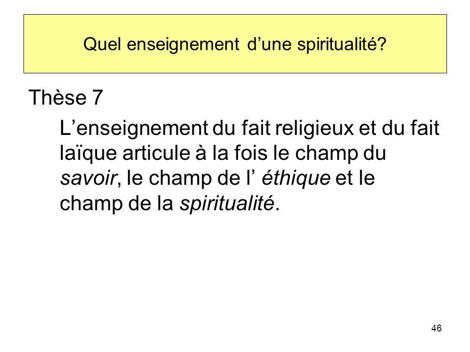 47 Conclusion 1.Quelle convivialité. 2. Quelle laïcité.