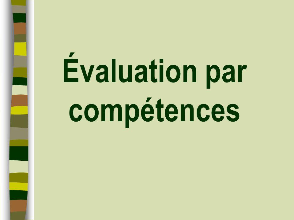 D après Mathématiques - Socle de compétences - Enseignement secondaire 2006-2007 - Grand-Duché de Luxembourg (fichier socle- compétences-math.pdf) Le tableau 3 Le tableau 3 (voir fichier grille_eval.xls) Ces compétences résultent de la combinaison de capacités, d habilités/savoir-faire et d attitudes.
