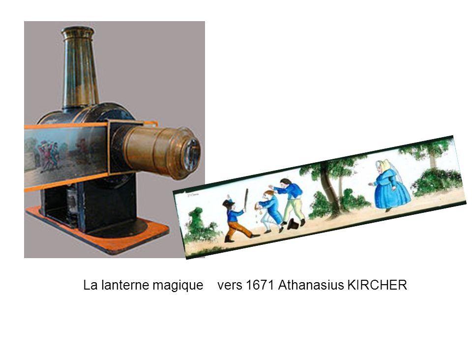 Le thaumatrope 1820 Fritton et Paris (GB)