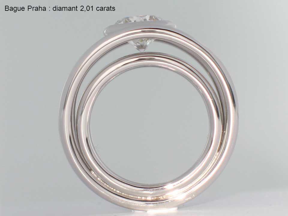Bracelet Sublima, or blanc, diamants brillants, tapers,