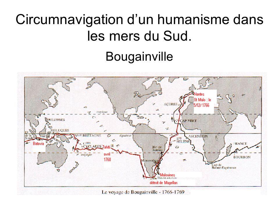 Circumnavigation dun humanisme dans les mers du Sud. Bougainville