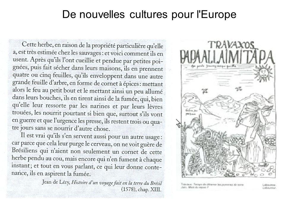 De nouvelles cultures pour l'Europe