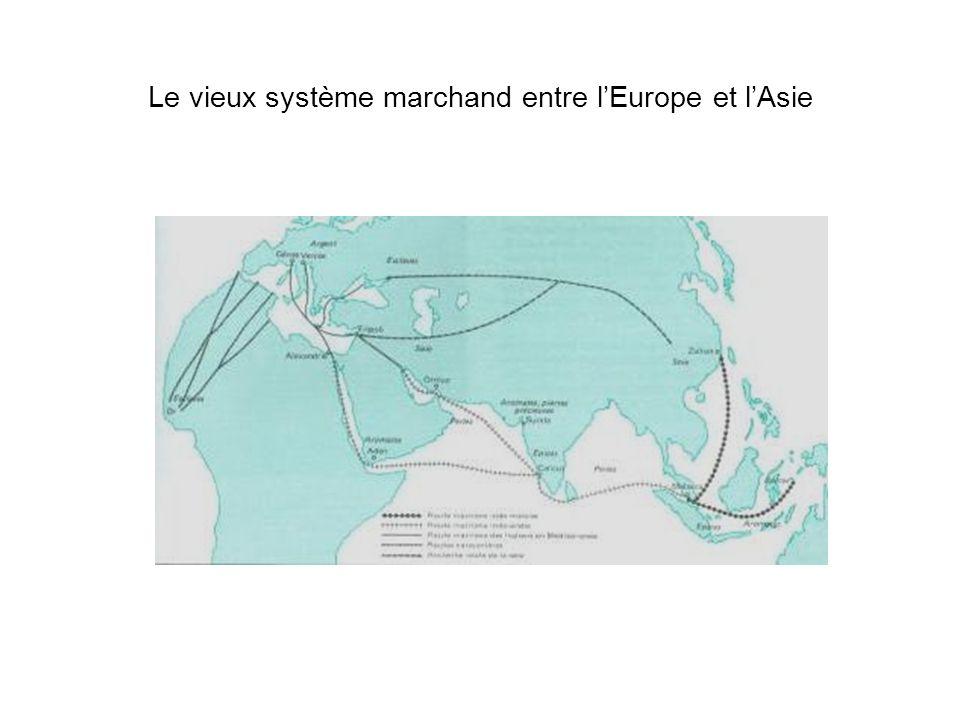 Le vieux système marchand entre lEurope et lAsie