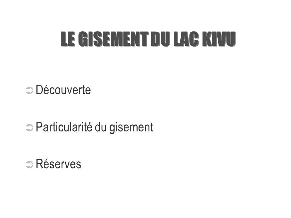 LE GAZ METHANE DU LAC KIVU Unité de promotion et dexploitation du gaz du lac Kivu www.upegaz.gov.rw
