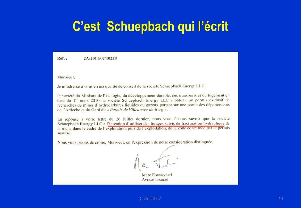 Cest Schuepbach qui lécrit 13Collectif 07
