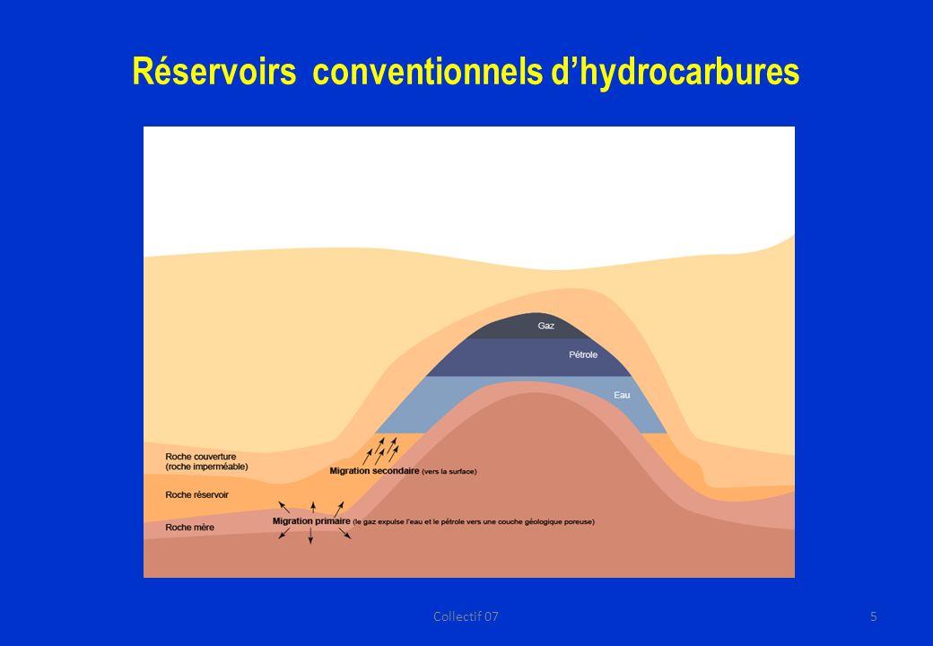 Réservoirs conventionnels dhydrocarbures 5Collectif 07