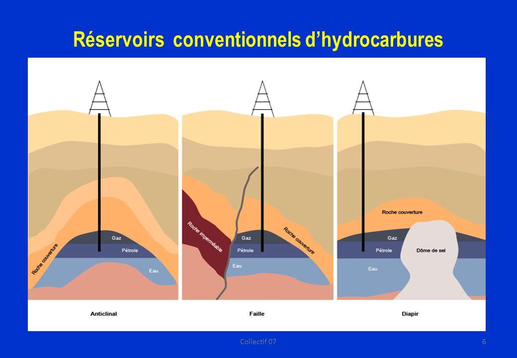 Réservoirs conventionnels dhydrocarbures 6Collectif 07