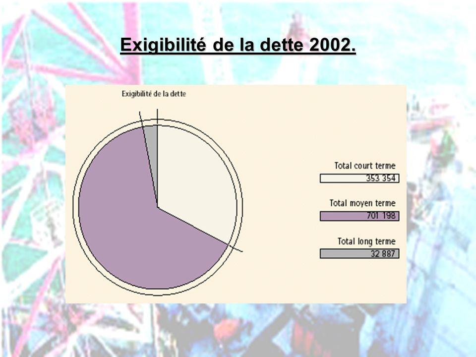 PHLatimer@aol.com44 Exigibilité de la dette 2002.
