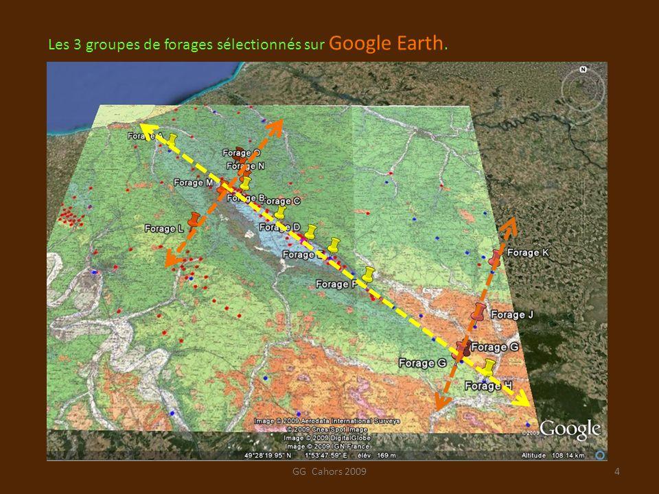 GG Cahors 20095 Les informations disponibles sur le site Infoterre.