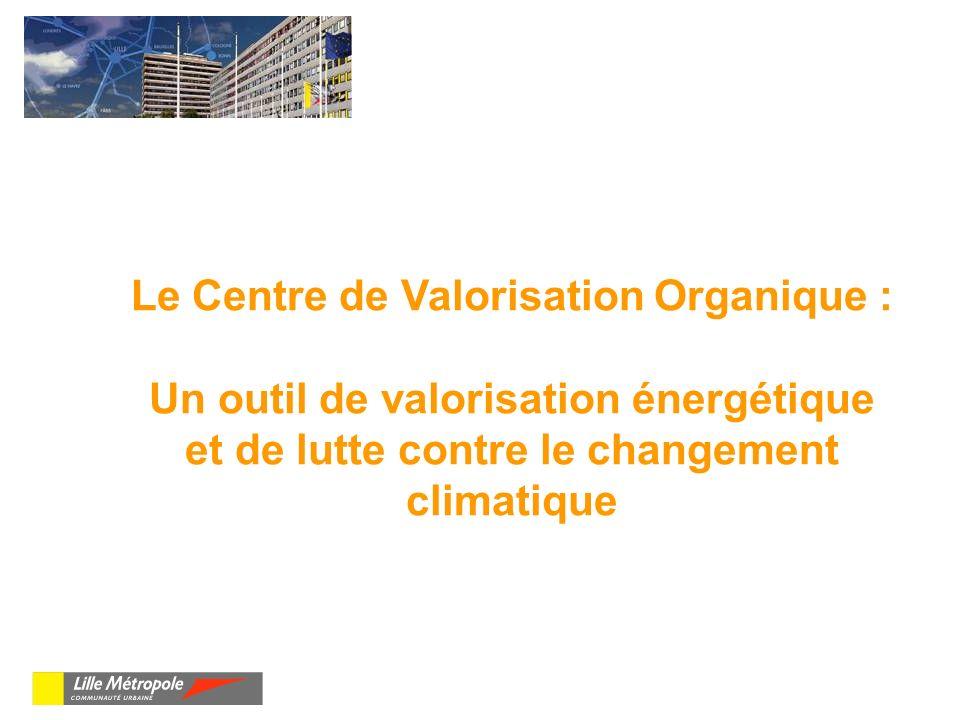 Le Centre de Valorisation Organique : Un outil de valorisation énergétique et de lutte contre le changement climatique