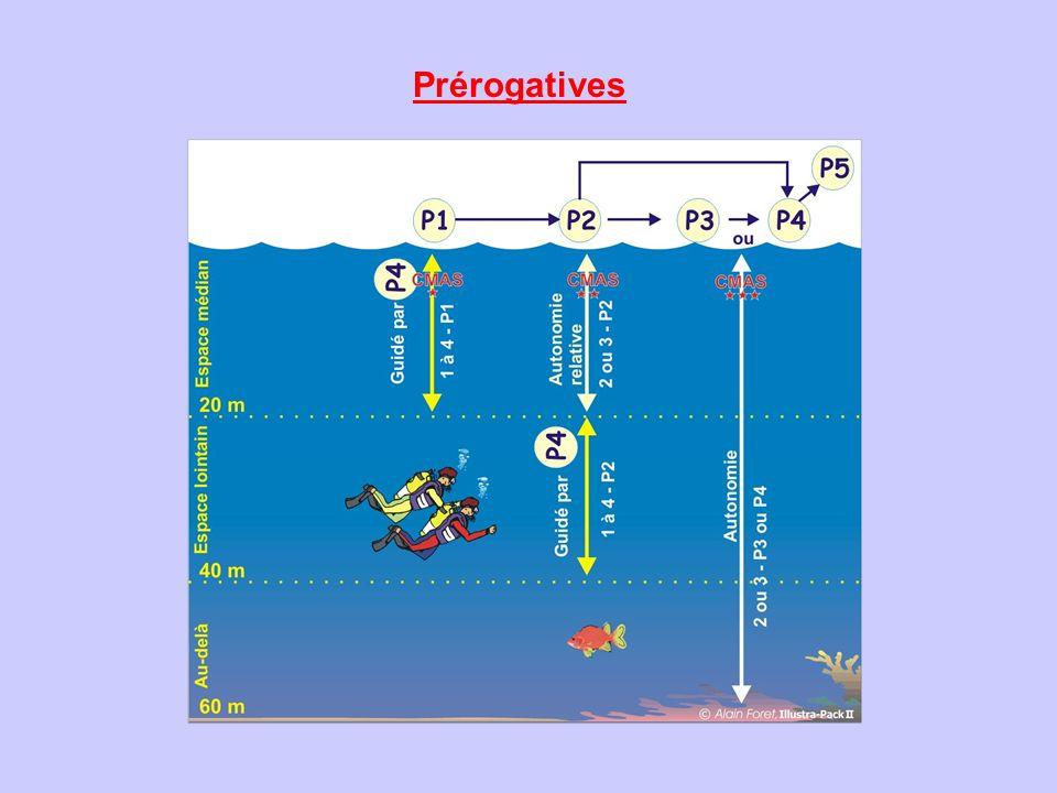Autonomie calcul Un plongeur consomme 15l/mn d air en surface.