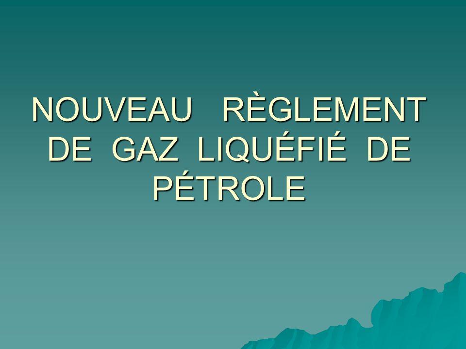 ACTIVITÉS RECONNUS DANS LE REGLEMENT DES PERMIS Transport: Par wagon-citerne, remorque, camion-citerne bateau pétrolier Pipelines Pipelines pour l´autoconsommation Stockage: Stations de Approvisionnement Stations de Dépôt Stations de Gaz L.P.