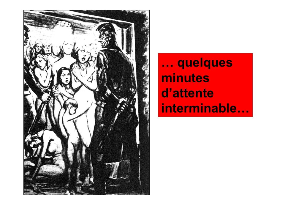… quelques minutes dattente interminable…