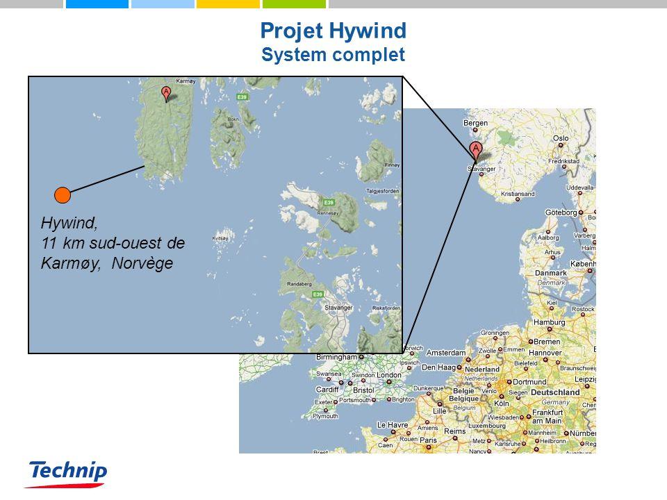 Projet Hywind Fabrication de la Spar