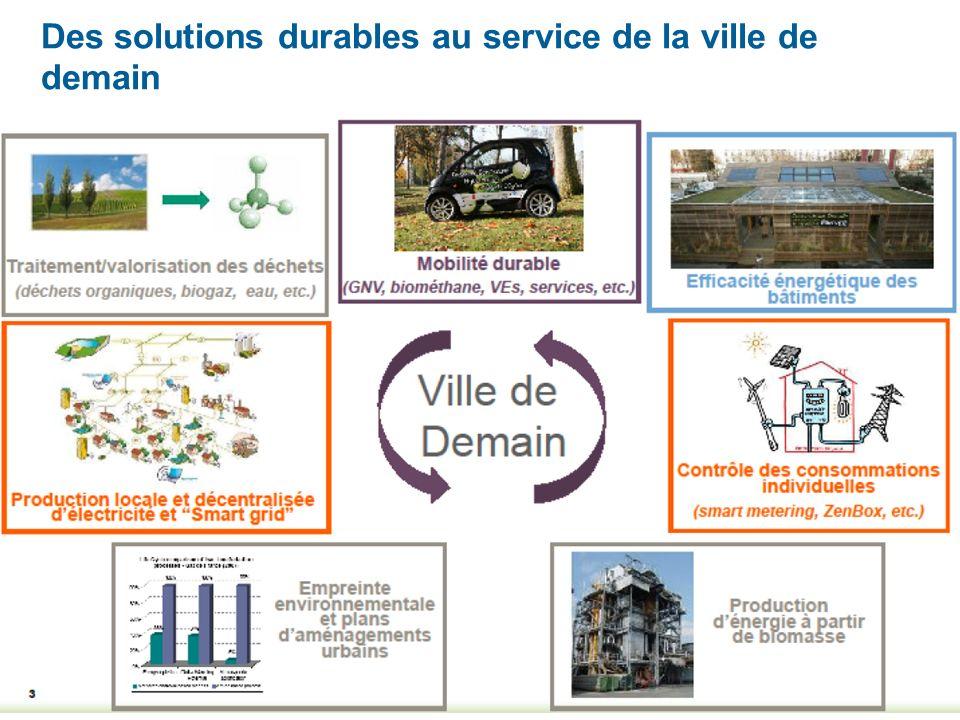 Althytude : les bénéfices du carburant Hytane® Émissions de GES du puits à la roue : 1559 g éqCO2/km = GNV - 8 % = Diesel - 14 % Bénéfices de lH2 sur la combustion moteur à léchappement : 0,47 g NOx/km = GNV - 10 % = Diesel - 95 % Ces deux bus euro III respectent leuro VI Économie dénergie des bus en service sur la ligne : – 657 kWh/100 km = GNV - 7 % 13