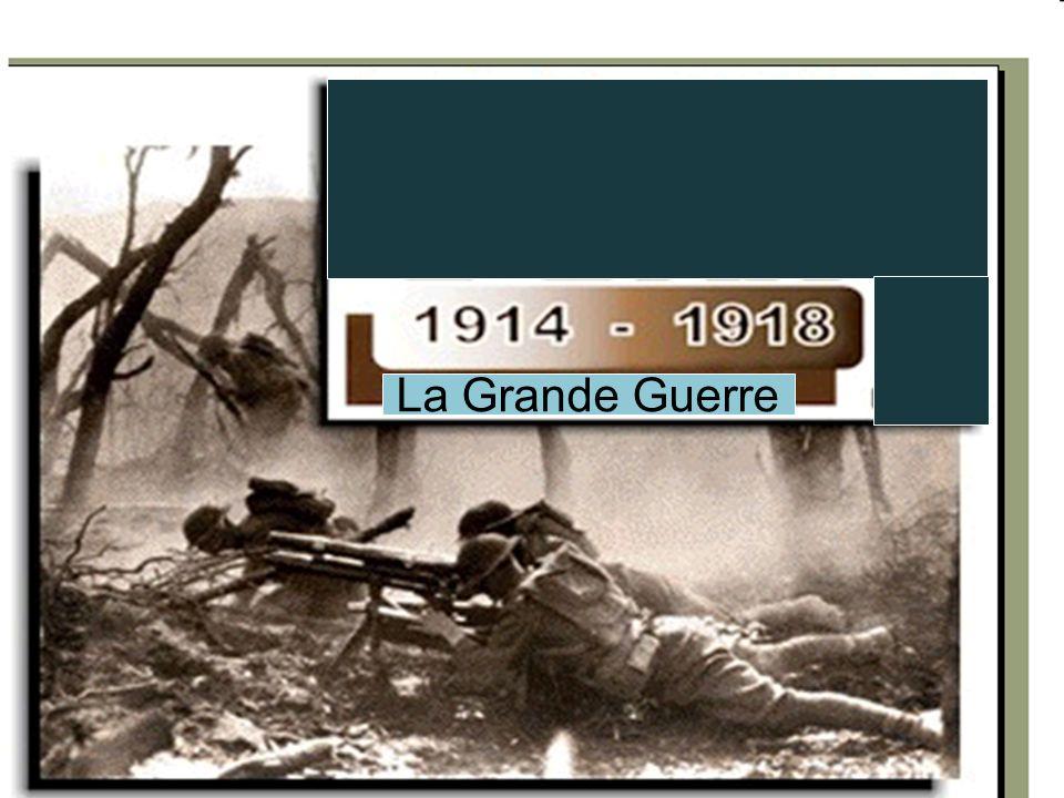 La Première Guerre Mondiale est la première guerre qui a impliqué plusieurs pays du monde.