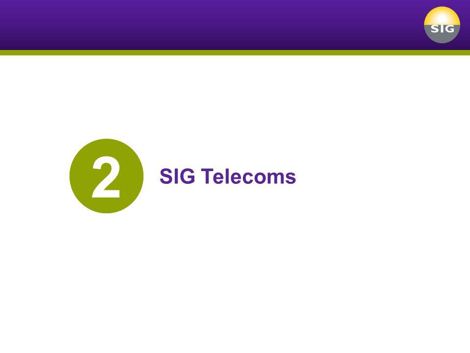 SIG Telecoms 2