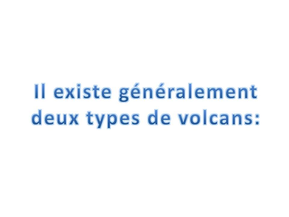 Un volcan explosif, ou volcan gris, est un type de volcan qui explose violemment telle quune bombe.