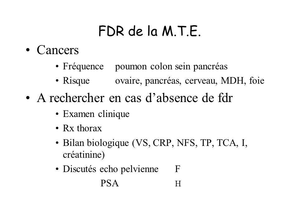 FDR de la M.T.E.