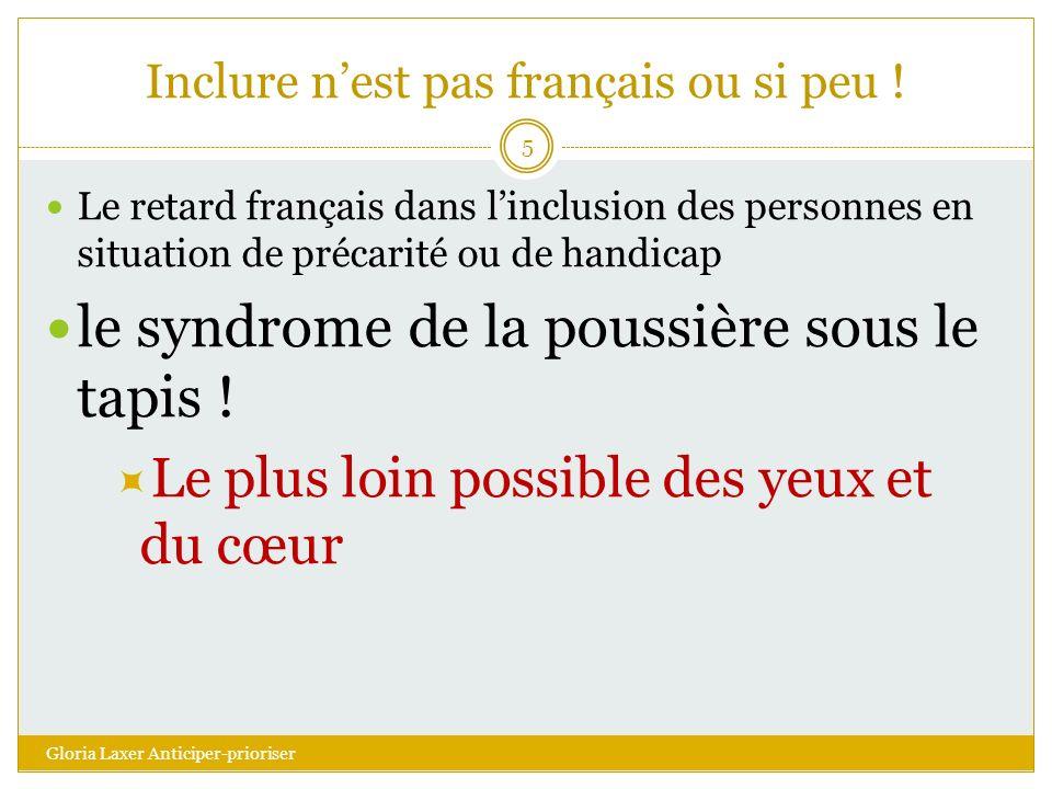 Le contexte Une crise économique mondiale et particulièrement française Les coûts élevés de toute prise en charge La faillite prévisible et proche du modèle socio- économique français cf.